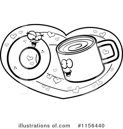 Coffee Clipart #1156440 by Cory Thoman