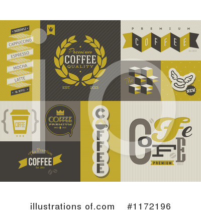 Coffee Clipart #1172196 by elena