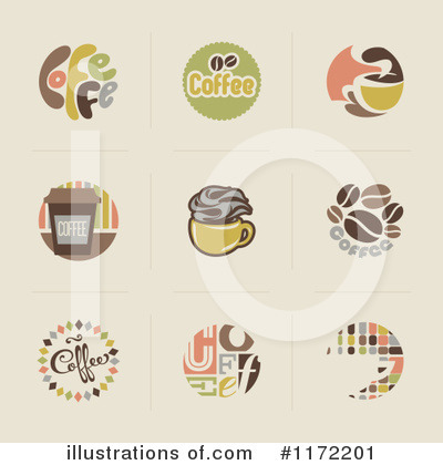 Coffee Clipart #1172201 by elena