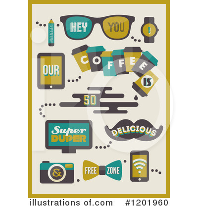 Coffee Clipart #1201960 by elena