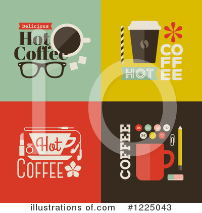 Coffee Clipart #1225043 by elena