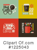 Royalty-Free (RF) Coffee Clipart Illustration #1225043