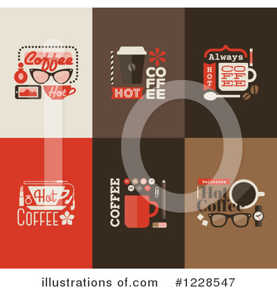 Coffee Clipart #1228547 by elena