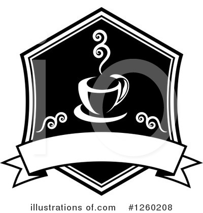 Coffee Clipart #1260208 by Vector Tradition SM