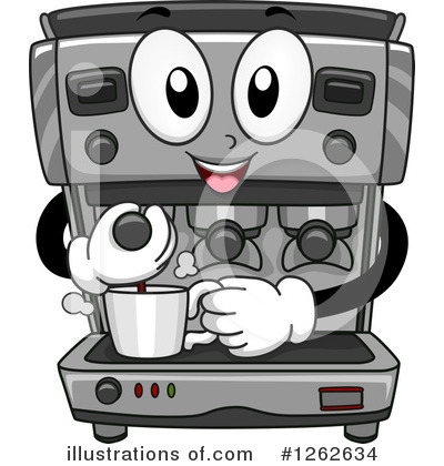 Espresso Clipart #1262634 by BNP Design Studio