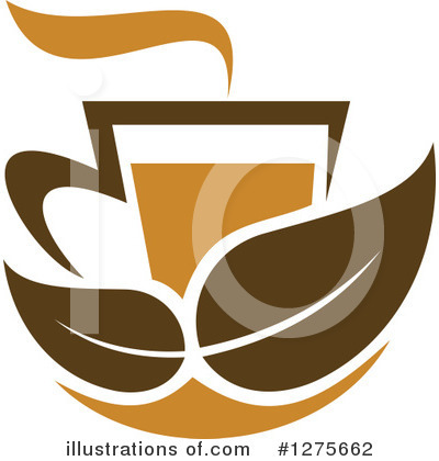 Coffee Clipart #1275662 by Vector Tradition SM