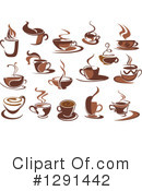 Coffee Clipart #1291442 by Vector Tradition SM