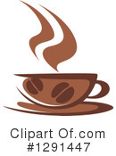 Coffee Clipart #1291447 by Vector Tradition SM