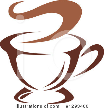 Royalty-Free (RF) Coffee Clipart Illustration by Vector Tradition SM - Stock Sample #1293406