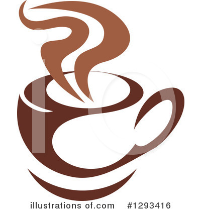 Royalty-Free (RF) Coffee Clipart Illustration by Vector Tradition SM - Stock Sample #1293416