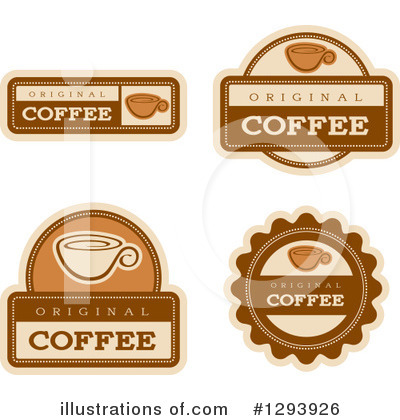 Coffee Clipart #1293926 by Cory Thoman