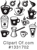 Coffee Clipart #1331702 by Any Vector