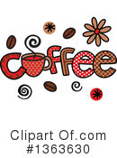 Royalty-Free (RF) Coffee Clipart Illustration #1363630