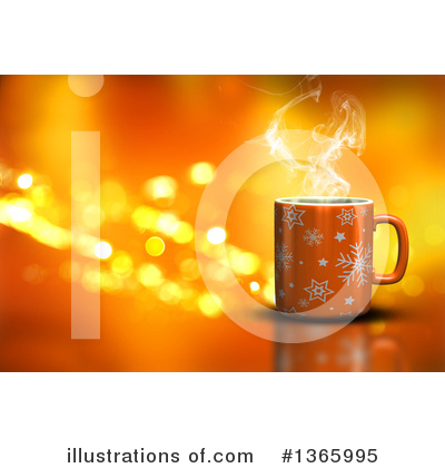 Coffee Clipart #1365995 by KJ Pargeter