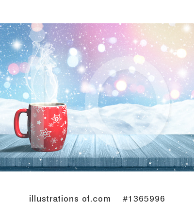 Coffee Clipart #1365996 by KJ Pargeter