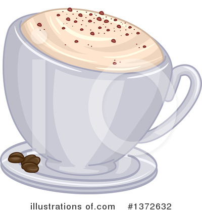 Cafe Clipart #1372632 by BNP Design Studio