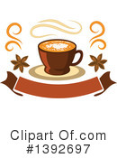Coffee Clipart #1392697 by Vector Tradition SM