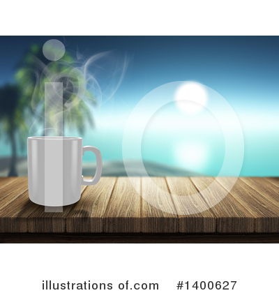 Coffee Clipart #1400627 by KJ Pargeter