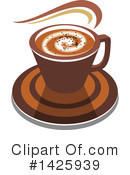 Coffee Clipart #1425939 by Vector Tradition SM