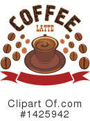 Coffee Clipart #1425942 by Vector Tradition SM