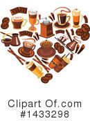 Royalty-Free (RF) Coffee Clipart Illustration #1433298