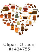 Coffee Clipart #1434755 by Vector Tradition SM