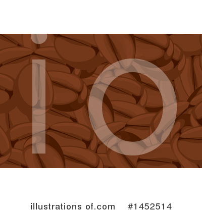 Coffee Bean Clipart #1452514 by Graphics RF