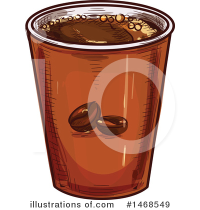 Coffee Clipart #1468549 by Vector Tradition SM