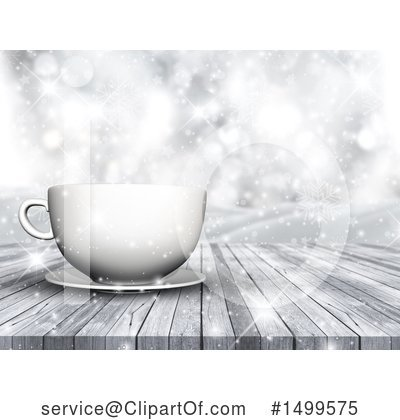 Coffee Clipart #1499575 by KJ Pargeter