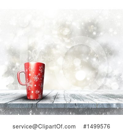 Coffee Clipart #1499576 by KJ Pargeter
