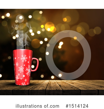 Coffee Clipart #1514124 by KJ Pargeter