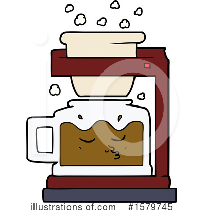 Coffee Clipart #1579745 by lineartestpilot
