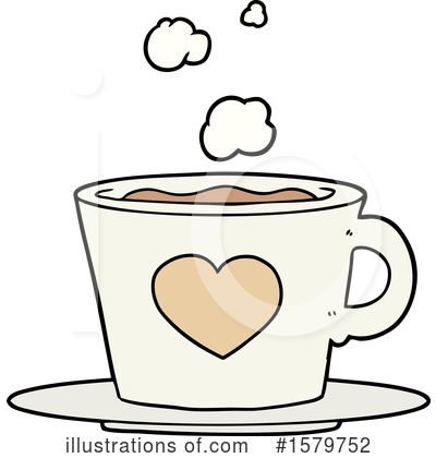 Coffee Clipart #1579752 by lineartestpilot