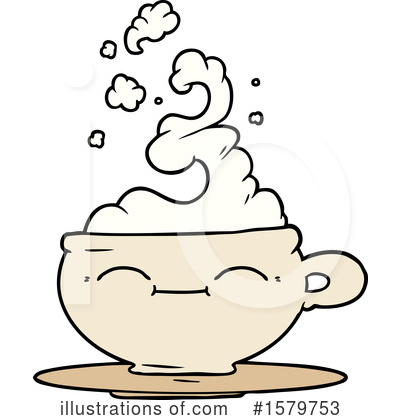 Coffee Clipart #1579753 by lineartestpilot