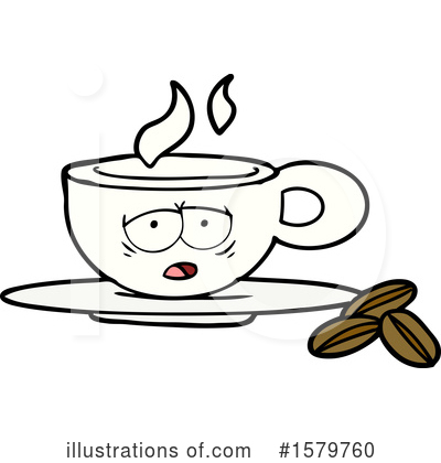 Coffee Clipart #1579760 by lineartestpilot