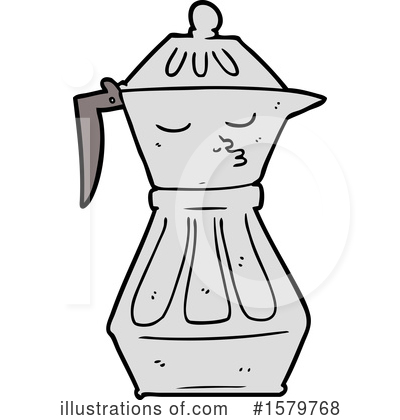 Coffee Clipart #1579768 by lineartestpilot