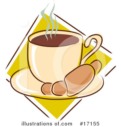 Coffee Clipart #17155 by Maria Bell