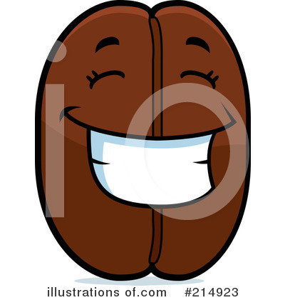Royalty-Free (RF) Coffee Clipart Illustration by Cory Thoman - Stock Sample #214923