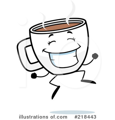 Coffee Clipart #218443 by Cory Thoman