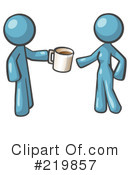 Royalty-Free (RF) coffee Clipart Illustration #219857