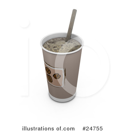 Coffee Clipart #24755 by KJ Pargeter