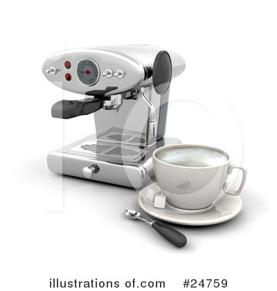 Coffee Clipart #24759 by KJ Pargeter