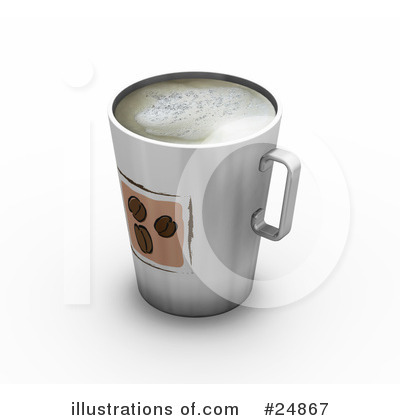 Coffee Clipart #24867 by KJ Pargeter