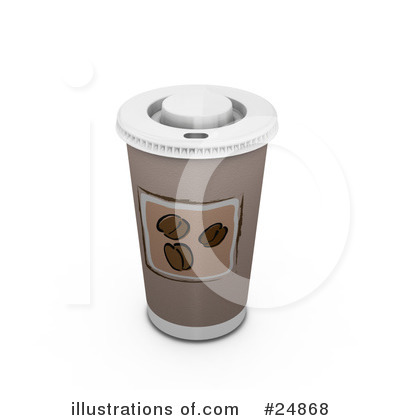 Coffee Clipart #24868 by KJ Pargeter