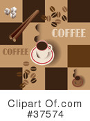 Coffee Clipart #37574
