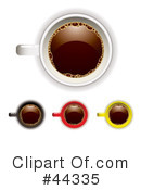 Coffee Clipart #44335