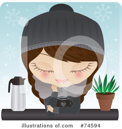 Seasons Clipart #74594 by Melisende Vector
