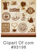 Coffee Clipart #93196