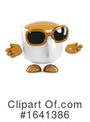 Coffee Cup Clipart #1641386 by Steve Young
