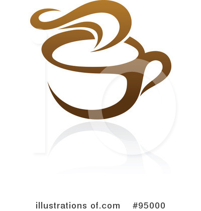 Coffee Logo Clipart #95000 by elena